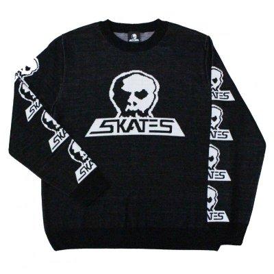 画像1: SALE!!SKULL SKATES / SWEATER / セーター