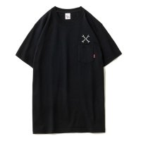 BLUCO / SUPER HEAVY WEIGHT POCKET TEE'S -cross wrench-(全3色)