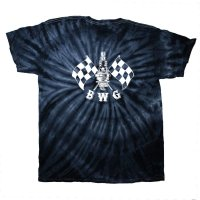 最終再入荷!!B.W.G / CHECKER SPARK ( LIMITED )  / Tシャツ