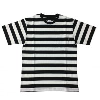 B.W.G / SPECIAL BORDER T-SHIRTS / Tシャツ(全2色)