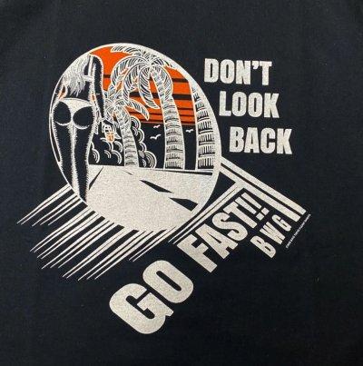 画像3: B.W.G / GO FAST/ Tシャツ(全2色)