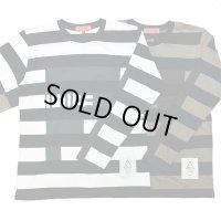 ANARC  / L/S ボーダーTシャツ