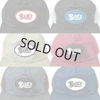 "BLUCO / COTTON MESH CAP ""LOGO PATCH"" / メッシュキャップ"