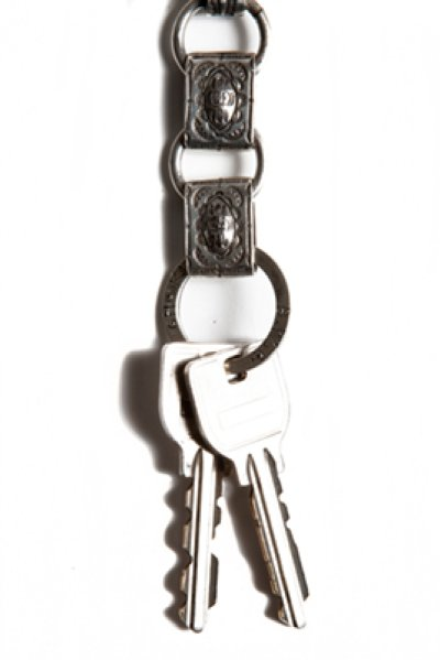 画像4: B.W.G x CHOOKE / KEY HOOK CHAIN / キーチェイン
