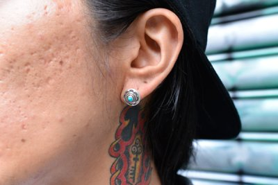画像4: B.W.G / CONCHO PIERCE / ピアス