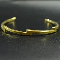 "HATCHET METAL WORK STUDIO / ""THUNDER"" Bangle / バングル"