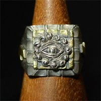 "HATCHET METAL WORK STUDIO / ""MEXICAN"" Ring / リング"