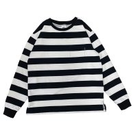 B.W.G / BORDER L/S POCKET / カットソー(全2色)