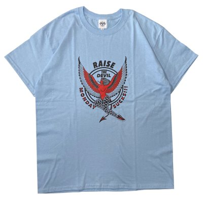 画像1: B.W.G / MONDAY SUCKS/ Tシャツ(全3色)