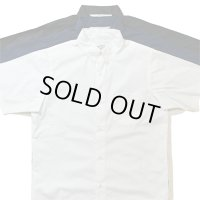BLUCO / TC-BD SHIRTS / S/Sシャツ