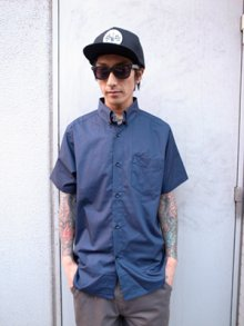 Other Photo1: BLUCO / TC-BD SHIRTS / S/Sシャツ