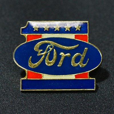 画像1: Vintage PINS / FORD / ピンズ