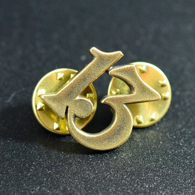 "画像1: HATCHET METAL WORK STUDIO / ""13"" pins / ピンズ"