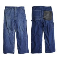 Vintage / 40's Remake Painter Pants / デニムパンツ