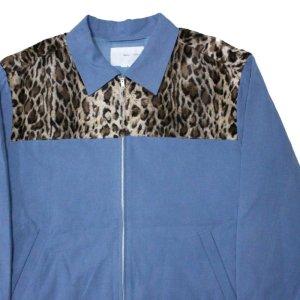 画像: NADA. / Leopard shoulder swing top